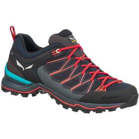 SALEWA MTN Trainer Lite Chaussures Femme, premium navy/fluo coral